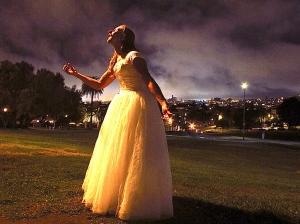 Tomi Paasonen, Halloween in Dolores Park, San Francisco CA. Photo Credit: Ivo Serra