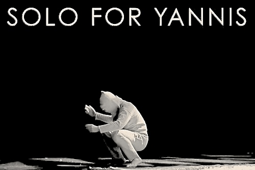 'Solo for Yannis', Colaboration with Tomi Paasonen and Alonzo King.  San Francisco 2008. Photo credit: Keira Heu-Jwyn Chang