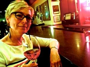 Annette Lizotte at Porsena. NYC 2014. Photo by V. Sprinkel